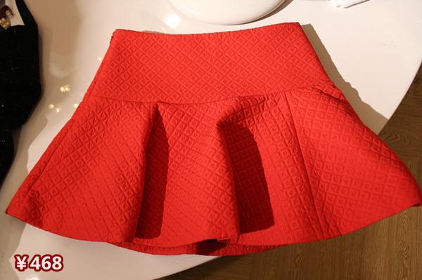 一大波喜庆又不俗套的红色单品 从头红到脚过年