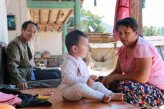 永泰7岁先天性白内障患儿 在榕成功接受手术