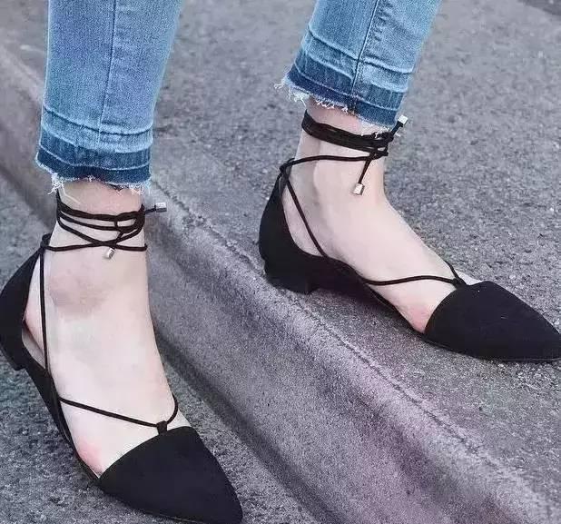 小黑鞋越穿越耐看,我不想穿小白鞋了