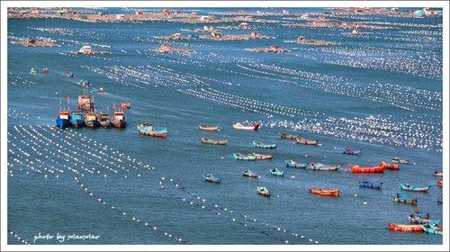 千年古渔村:福州连江奇达村