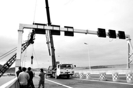 平潭大桥最高限速60公里/小时 违章将被抓拍