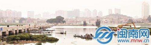 乐虎国际手机版欢迎您泉州洛阳桥环境整治提升启动 古桥古街欲相融