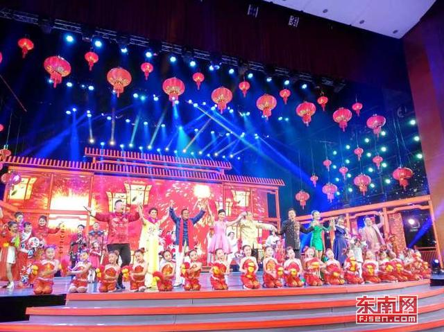 2018世界福州十邑春节联欢晚会除夕晚首播