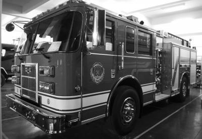 福清引进约500万元消防车 只需5秒就能到达60米