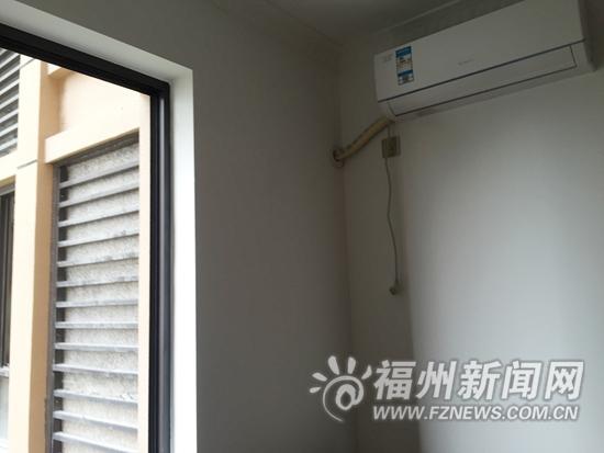 共用空调外机位被圈进邻居家两户引发肢体冲突