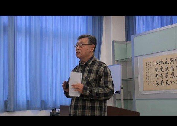 """文化讲堂(101)陈炳三:""""妇女之光,陈康容"""""""