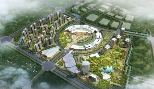 莆田最大城市综合150万平方米ECO城亮相市场