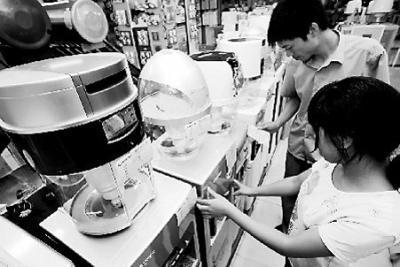福州净水器市场品牌繁多差价大 国外品牌更先进