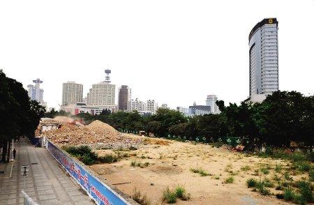 双福楼地块拍4.81亿 或建香格里拉二三期