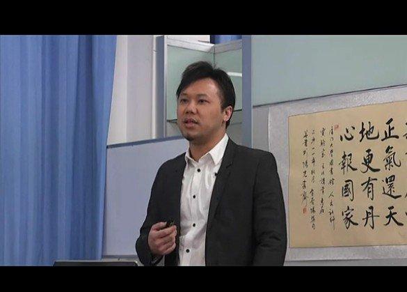 文化讲堂(98)黄星谚《台湾医疗美容的现状》