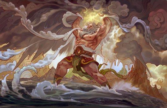 《轩辕传奇手游》世界观 上古天神不为人知历史