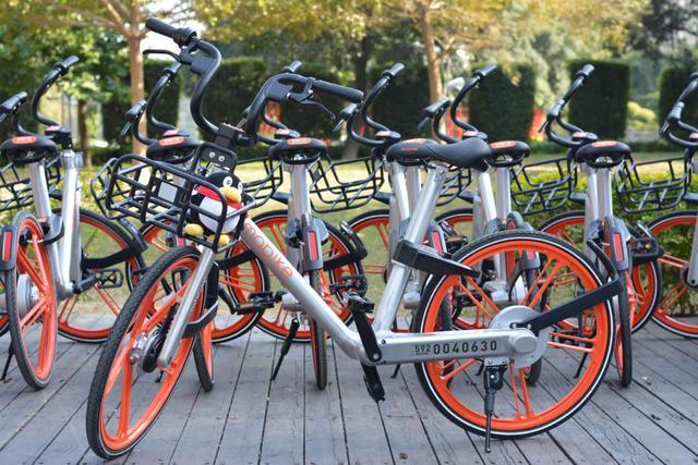 摩拜单车登陆榕城福州共享单车助力绿色出行
