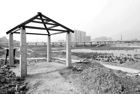 福州琴亭湖建八大景观 与西湖遥相呼应