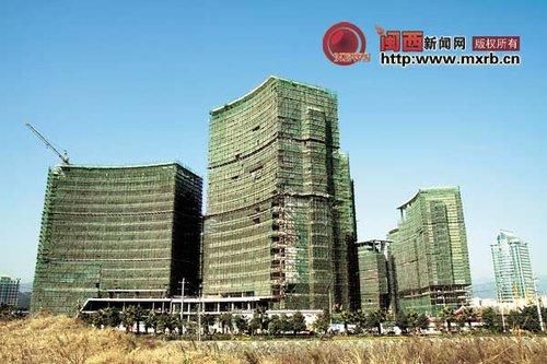 商务板块完成投资9.26亿元约占总投资的70%