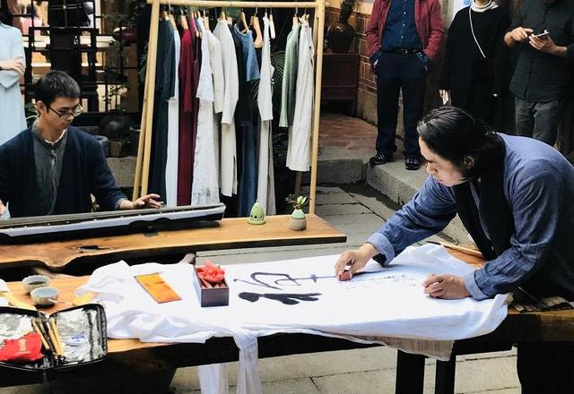 2018厦门首场跨界文创盛宴 与国服相遇在【十八厝】