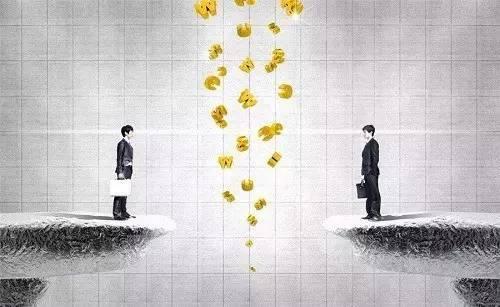 所以啊,表面上看公司少发工资是省了钱,但其实却花费了更多的成本。