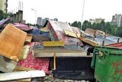 漳州开通大件垃圾预约服务