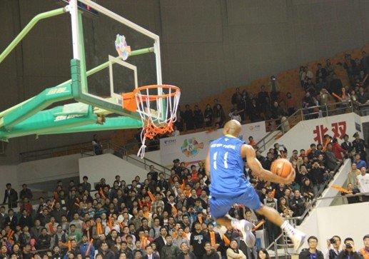 天翼飞Young杯世界篮球明星赛完美落幕