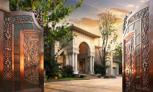12栋三亿天价墅王群 运河岸上的院子定义豪宅新标准