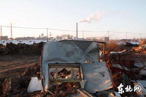 哈尔滨父子3人自焚抗拆迁 被以暴力抗法立案