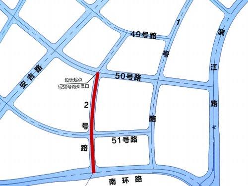 城东学园内规划便捷大道 拟加宽人行道