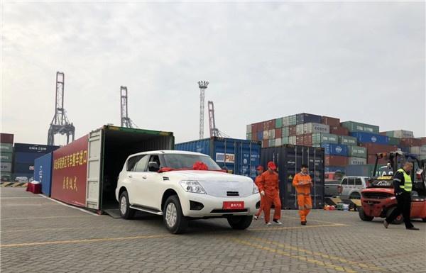厦门海沧保税港区汽车整车进口口岸正式开港运作