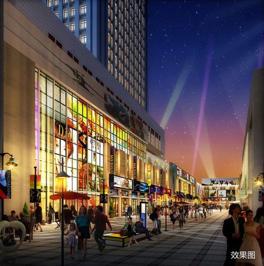 世欧•上江城:稀有黄金商铺必然黄金价值!