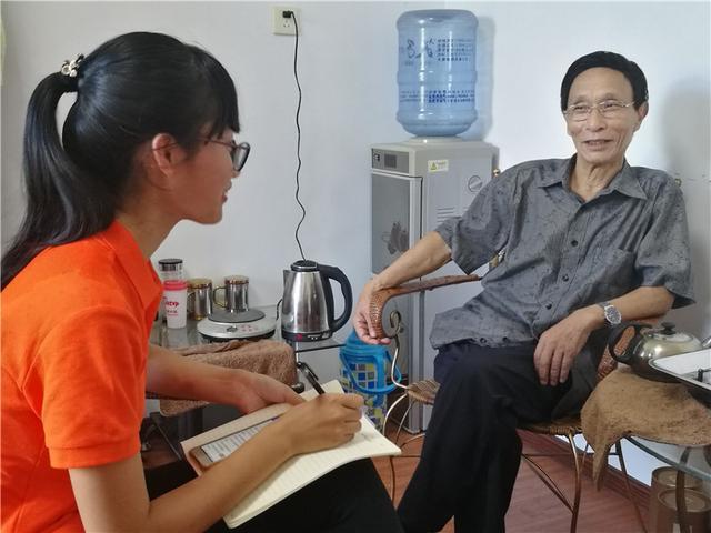 福大学生探访泰宁梅林戏传承人:一朝梅林人,一生梅林魂