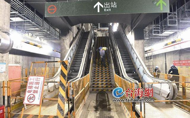 过海隧道段昨日移交铺轨 今年年底全线开通试运营