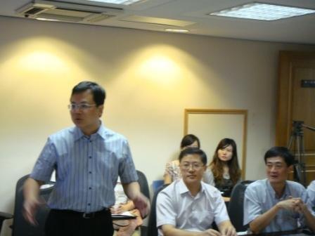 永嘉投资执行董事李日强:将幸福落到实处