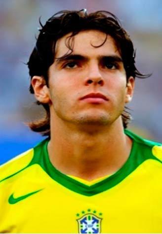 专访卡卡:巴西进决赛 老婆最重要
