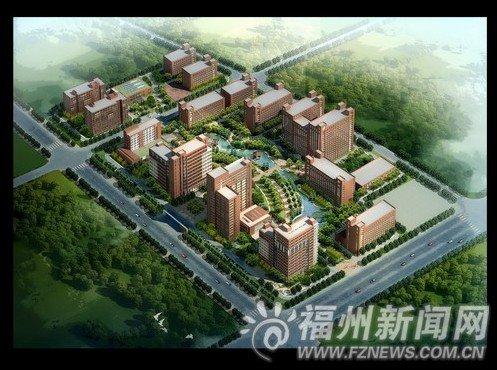 占地200亩投资3.4亿 中科院海西研究院开建