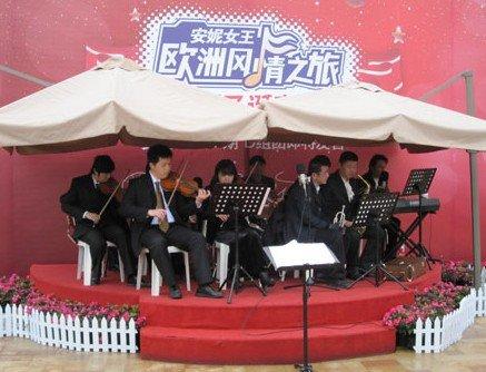 二期D组团将发售 奥地利圣诞音乐节奏响新年