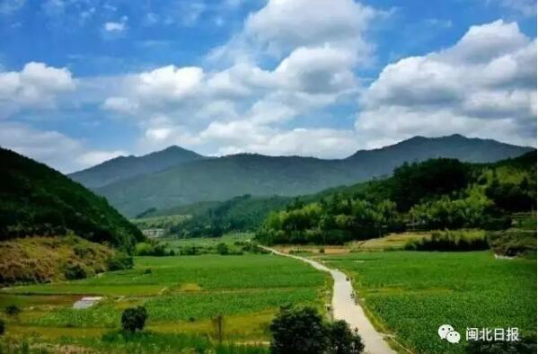 南平这三个村进入全国文明村镇候选名单