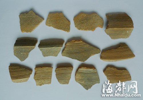 宁德发现12处商周遗址 因种茶曾遭破坏(图)