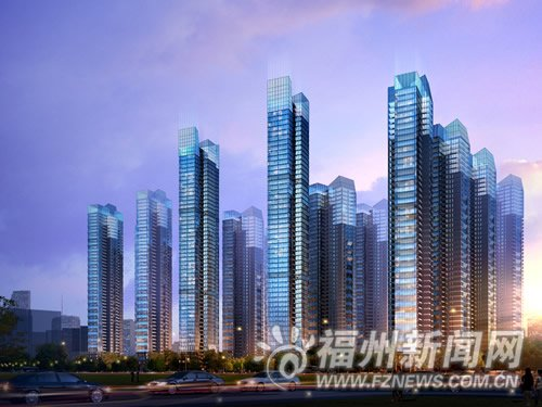 王庄旧城将变身时尚城市综合体建40多栋超高楼