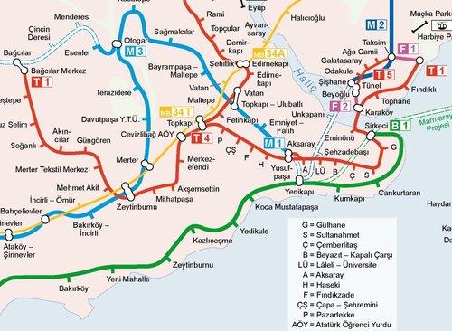 土耳其旅游景点地图_土耳其旅游景点
