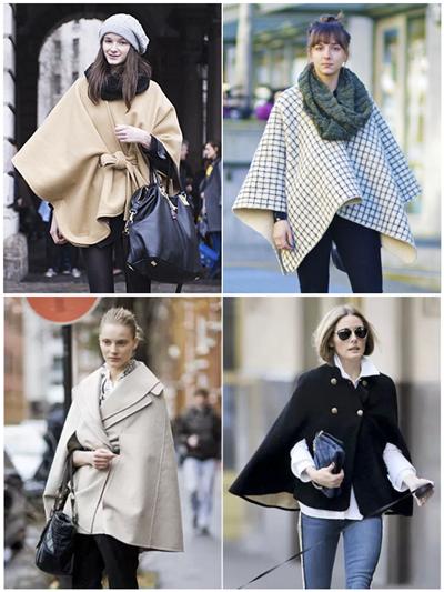 盘点2015最时尚流行元素 网红和杂志模特都这样穿