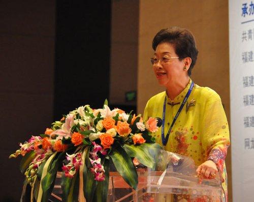 第八届海峡青年论坛开幕 台湾嘉宾盛赞两个第一