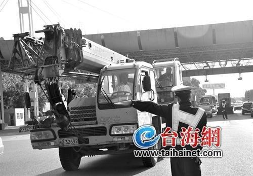 限货第一天 海沧大桥翔安隧道未发生交通事故