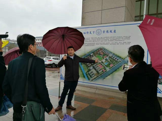 福州民办教育协会福清调研 探寻民办教育发展新路径