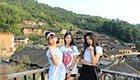 姐妹到尤溪桂峰走一趟