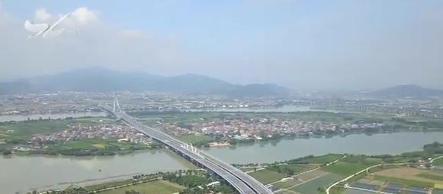 厦漳同城大道即将全线开通运营:月底对接上海翔大道