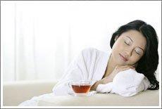 坏习惯7:喝久泡茶