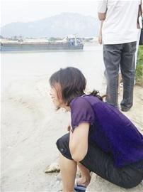 漳州一少年游泳卷入深坑溺亡 现场无警示标语