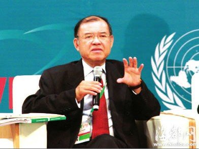 素帕猜:2012年全球经济才会全面复苏
