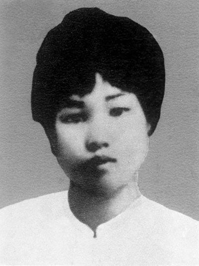 杨开慧:毛泽东妻子 敌人前不屈英勇牺牲