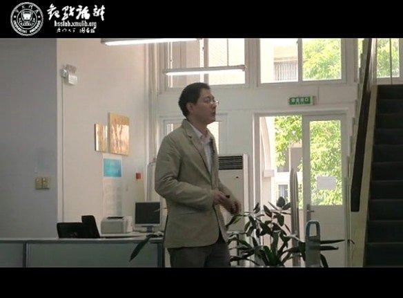 """观点论辩(34)庄朝晖:""""逻辑与缘起"""""""
