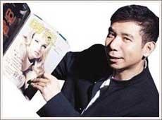 """被誉为""""中国时尚教父""""吴泓"""