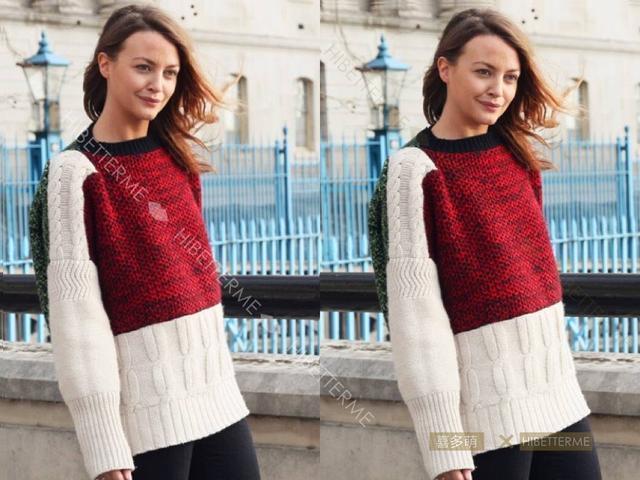 毛衣怎么穿才能不土不怂不像熊 | 时尚技术流